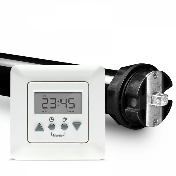 NOBILY Profi-Set PE5 inkl. Time Control ultraweiß